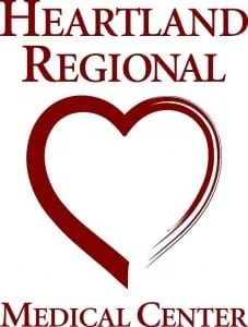 heartland regional medical center logo